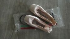 Chausson danse Chacott Veronese II pointe Chaussures Taille 33 sport danse