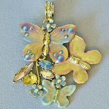 Kirks Folly Butterfly Garden Forget Me Not Magnetic Enhancer GT Pastel Crystals