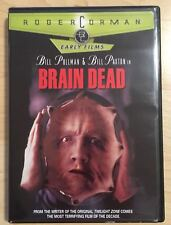 Brain Dead - Roger Corman Early Films DVD Region 1 - Horror / Bill Pullman