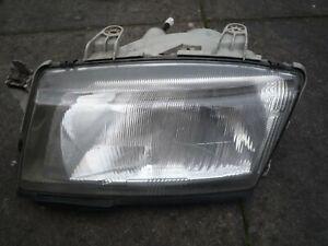 Saab 9-3 93 900 1993-2003 Left Hand Headlight Glass 4910360