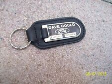 DAVE GOULD ~ FORD Lincoln Mercury Key Chain / Keychain FREE SHIPPING