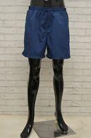 Costume ADIDAS Uomo Taglia XL Mare Piscina Bagno Shorts Pantaloncino Blu Quadri