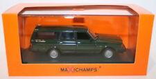 Véhicules miniatures vert pour Volvo 1:43