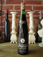 vin weine wine Negrino 1960 vino rubino del Salanto.Leone de Castris.58 Ans Anni