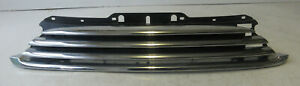 Genuine Used MINI Front Chrome Grill R56 R55 R57 Cooper D / One D - 2752364 #39