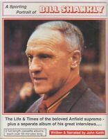 Bill Shankly A Sporting Portrait Of 2 Cassette Audio John Keith Liverpool FC