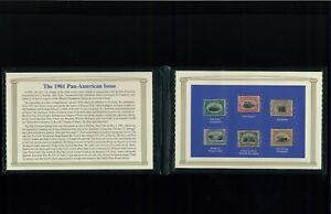 Postal Commemorative Society The 1901 Pan-American US Stamp Issue