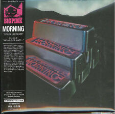 MORNING-STRUCK LIKE SILVER-JAPAN MINI LP CD Ltd/Ed F83