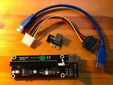 PCE RISER VER 003 PCI-E 1X PCE164P-NO3 MINING PCI EXPRESS ETH BTC