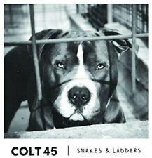 COLT45 - SNAKES & LADDERS   CD NEW+