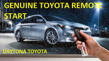 2014 TUNDRA REMOTE ENGINE START STARTER