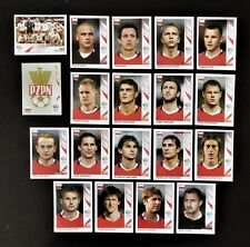 Panini FIFA World Cup Germany 2006 Complete Team Poland + Foil Badge