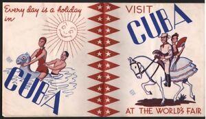 U.S., Possessions, 1939, N.Y. World's Fair Brochure