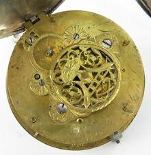 Verge Antique Pocket Watches