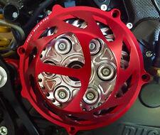 DUCATI ST4/ST4S Kupplungsdeckel Deckel rot clutch cover NEU