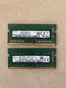 OEM!! HP 15-CD040WM 15-CD MEMORY RAM 12GB 8GB 1Rx8 PC4-2400 + 4GB1Rx16 PC4-2400T