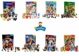 My Busy Book Collection #1 - Toy Story Aladdin Frozen Pony Avengers Peppa Pig