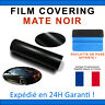 50 x 152cm Mate 3D Noir Film Vinyle Sticker Covering THERMOFORMABLE DISCOUNT