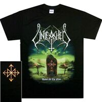 Unleashed Dawn Of The Nine Shirt Death Metal Band T-Shirt S-XXL Official