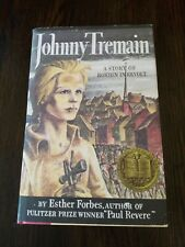 1943/1971 Johnny Tremain:story of Boston in Revolt :Esther Forbes hardcover