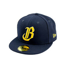 CTBC Brothers Fitted cap / hat NEW ERA 59FIFITY [navy] Taiwan CPBL