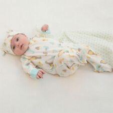 Kite Kids Baby Unisex Sleepsuit. NEW.100% Organic Cotton. Newborn