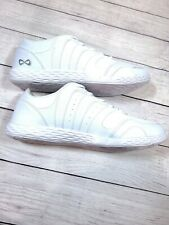 New listing Nfinity Rival 2 Cheer Shoes Size 8.5 White Clean Nice Cheerleading