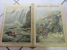 Disastro ferroviario Glasgow cascate del Niagara Napoleone III Filippo Neri di 1