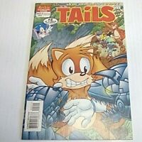 TAILS: Sonic the Hedgehog's Buddy #2 (Archie Comics)1996 -- VF/VF+ --