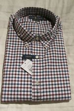RALPH LAUREN POLO  BUTTON DOWN CHECK SIZE XXL NEW WITH TAGS RRP £95