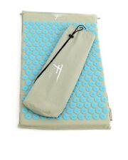 Fitem Tapis d'acupression acupuncture  massage relaxation  sport 68x42x2,5cm