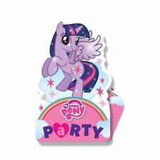 MY LITTLE PONY RAINBOW Birthday Party Range - Tableware & Decorations %7bAmscan%7d