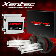 XENTEC Slim HID Kit Xenon Headlight Conversion Light Bulbs Ballasts Hi/Low Fog