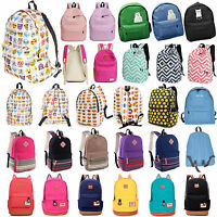 Backpack Daypack Damen School Shoulder Bags Schulrucksack Rucksack Sporttasche