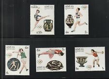 Track, Athletic ,Gymnastics , Jump, Throwing weight, ceramique,Olympic Corea 88,