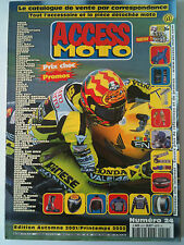 CATALOGUE ACCESS MOTO n°24 - Automne 2001/Printemps 2002