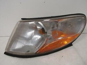 1999 2000 2001 2002 SAAB 9-3 DRIVER LH FRONT CORNERING LAMP OEM B27L