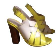 Opening ceremony Yellow/neon High Heels