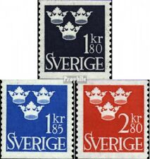 Sweden 570-572 (complete issue) unmounted mint / never hinged 1967 clear brands