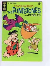 Flintstones #48 Gold Key 1968