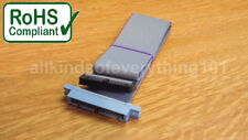 ** 34 WAY RIBBON CABLE WITH IDC FEMALE/MALE CONNECTORS - 1 METRE **