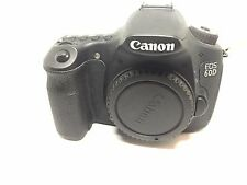 Canon EOS 60D 18.0MP Digital SLR Camera Body Great Condition LOW SHUTTER COUNT