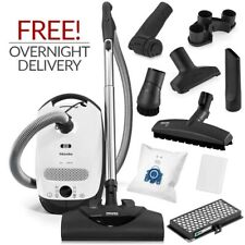 Miele Classic C1 Cat and Dog Canister Vacuum Cleaner w/ FREE Overnight Delivery!