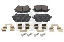 MAPCO Bremsbelagsatz Scheibenbremse 6914 für VW GOLF SKODA TOURAN SEAT AUDI 5K1