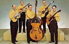 St Louis Missouri Jakovac Tamburica Band Vintage Postcard K54395
