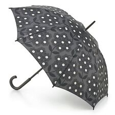 Orla Kiely by Fulton Kensington-2 Rhododendron Walking Length Umbrella