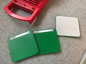 Sizzix Sizzlits 35 Dies Alphabet numbers Set Retired Rare, Hardly Used