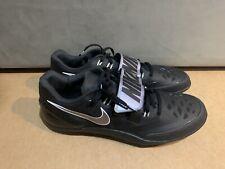 Nike Zoom Rotational 6 Track Throw Shot Put Discus Men Size 13 Black 685131-003