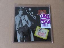 David Bowie absoluta Principiantes Raro Original VSS838 disco de imágenes en forma de Reino Unido 1986