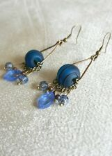 HANDMADE! Bead Earrings 10028